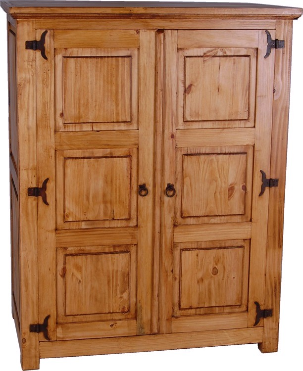 mexico tv schrank massivholz moebel pinie honig 10588 mexiko ebay. Black Bedroom Furniture Sets. Home Design Ideas