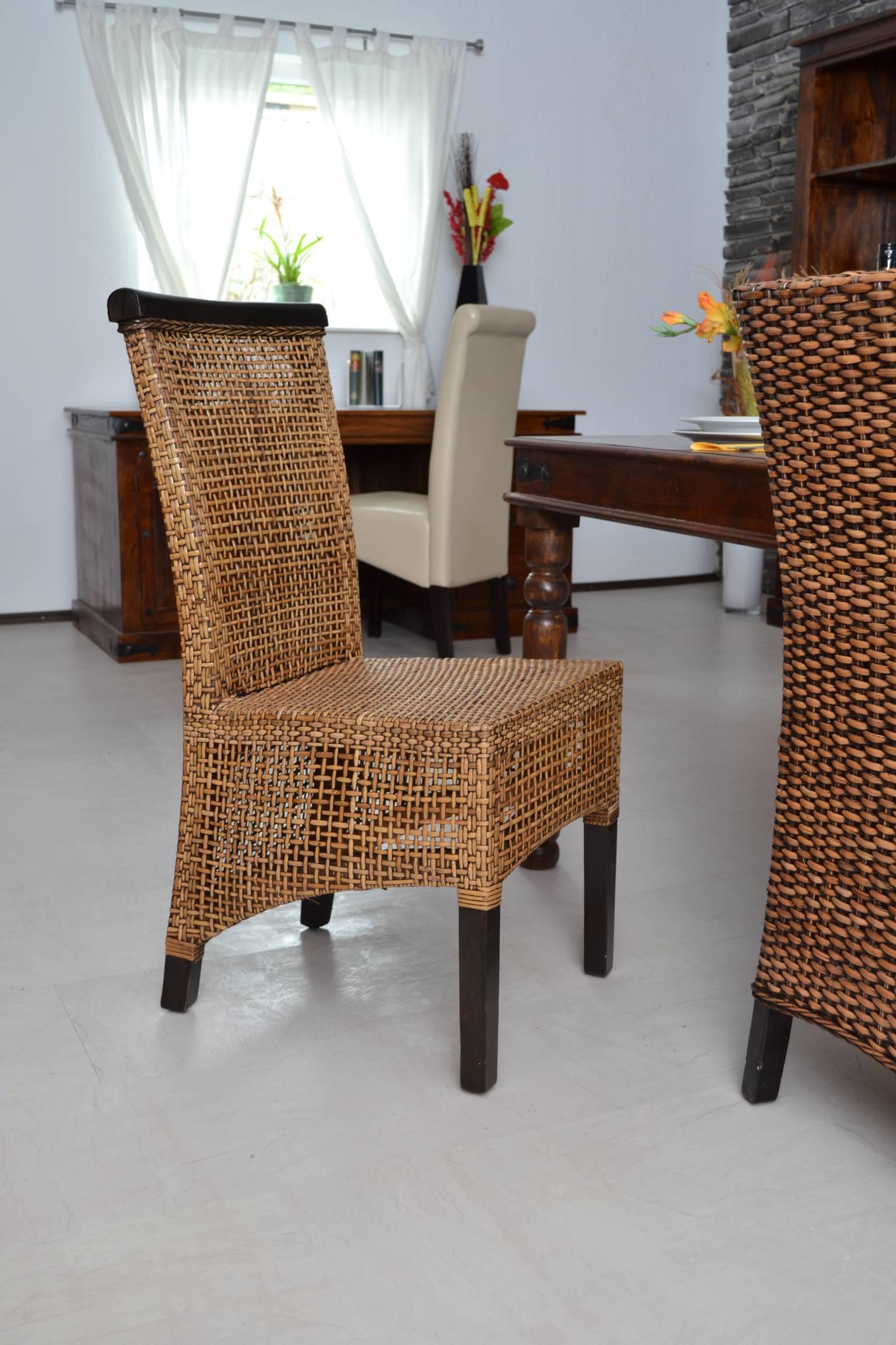 rattanst hle 40 angebote auf find. Black Bedroom Furniture Sets. Home Design Ideas
