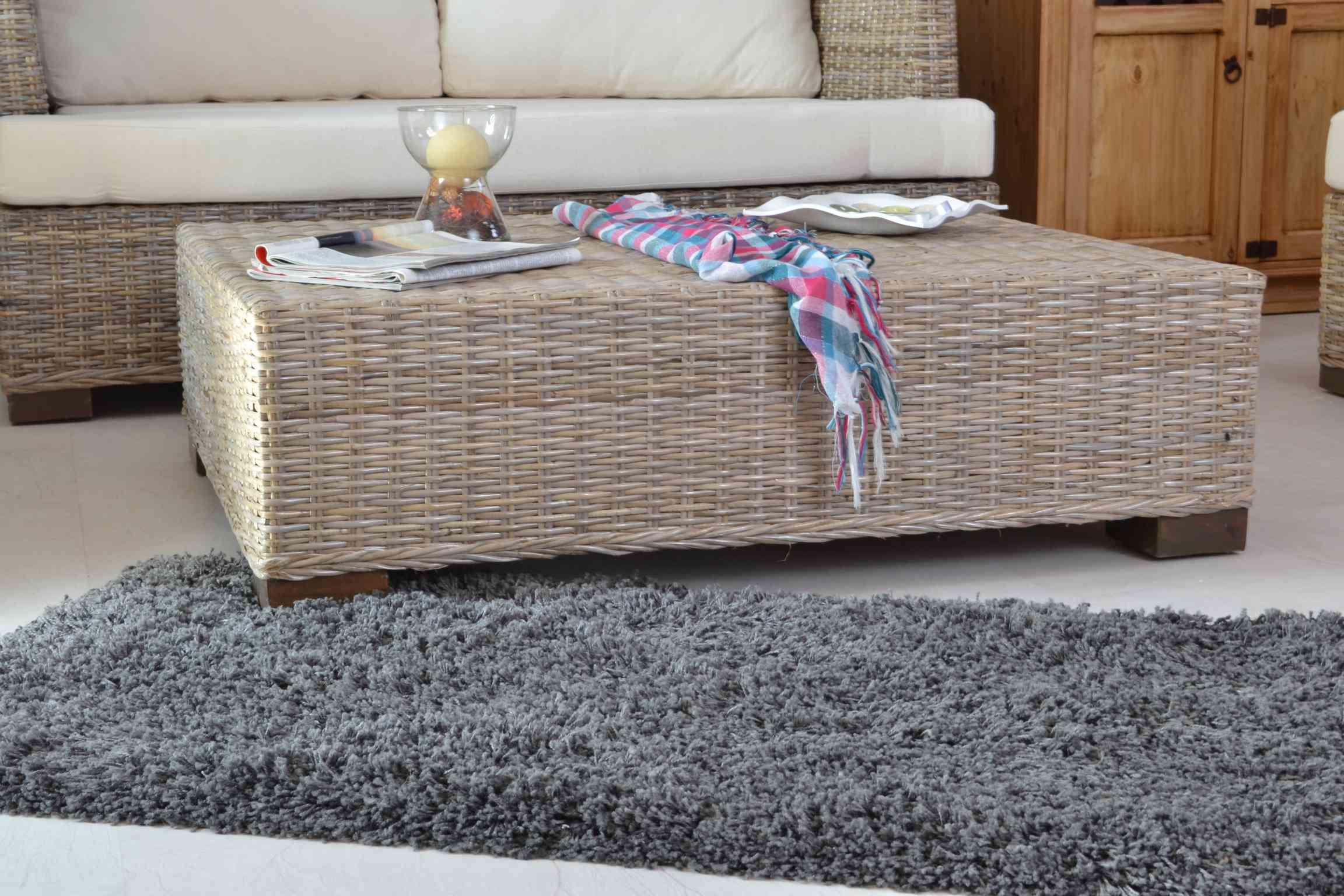 rattan couchtisch 39 malta 39 rattan m bel grau 80037. Black Bedroom Furniture Sets. Home Design Ideas