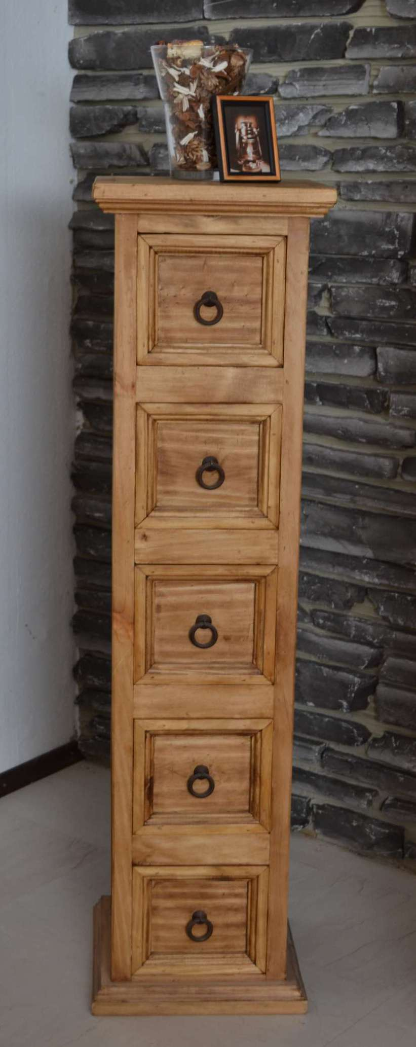 mexico cd kommode gro massivholz m bel pinie honig 10057. Black Bedroom Furniture Sets. Home Design Ideas
