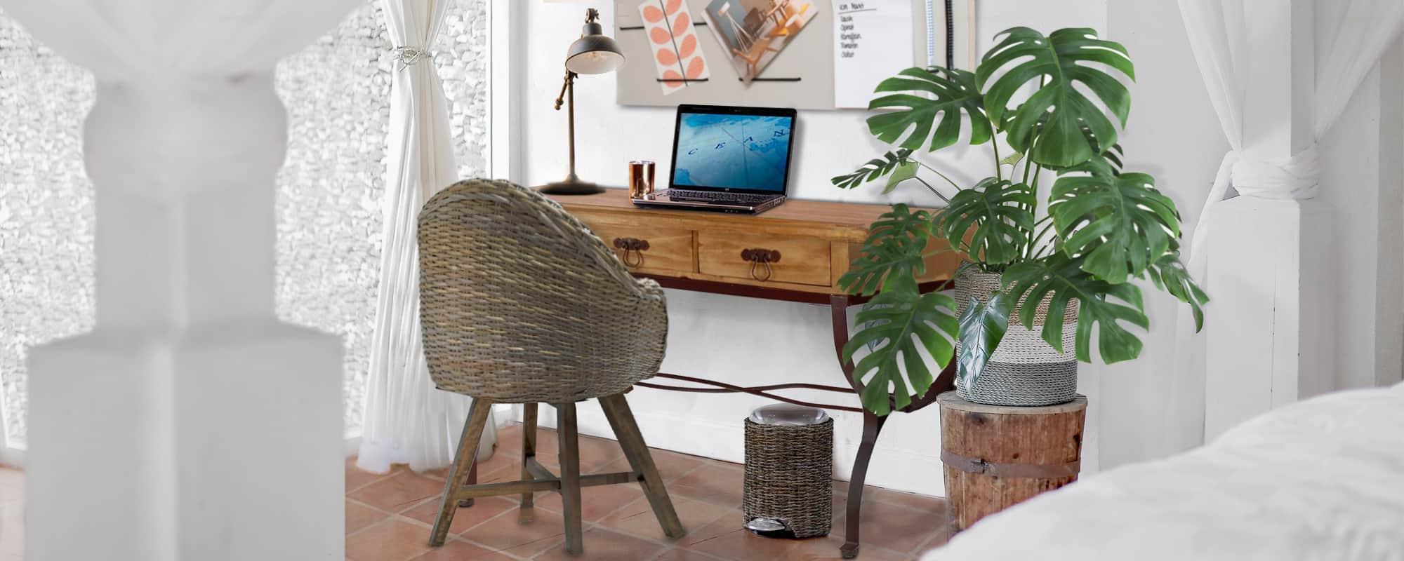 So richten Sie Ihr Arbeitszimmer ein | MiaMöbel
