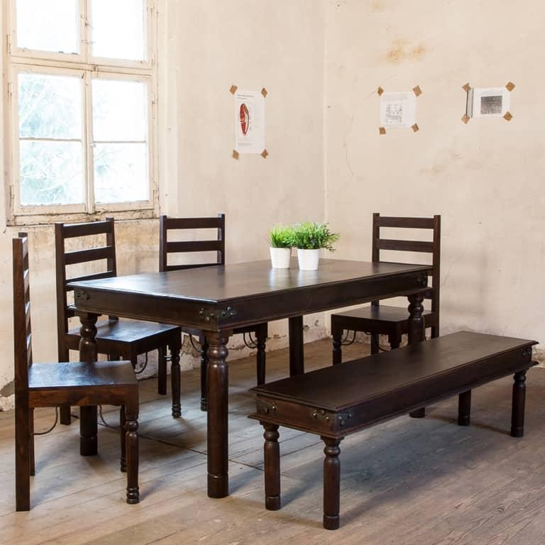 Indische Massivholz Möbel online kaufen | MiaMöbel