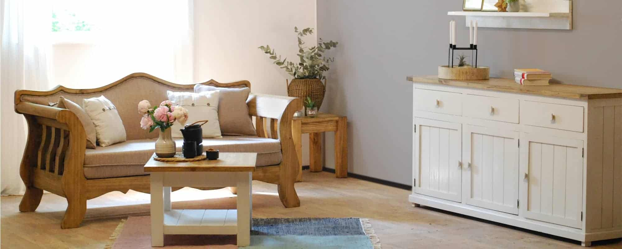 Landhausmöbel und Möbel im Landhausstil online kaufen | MiaMöbel