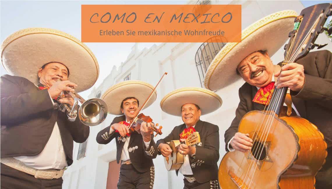 Erleben Sie original mexikanische Wohnkultur für Zuhause